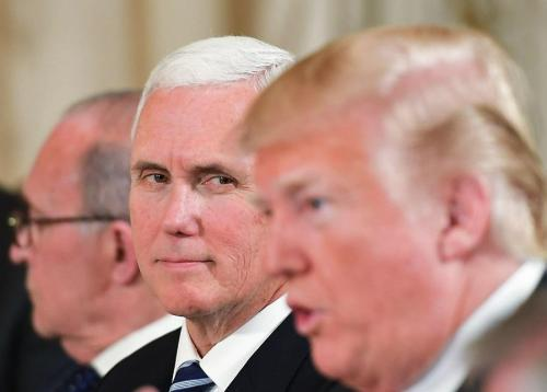 Pence: 'Release My Transcripts With Ukraine'