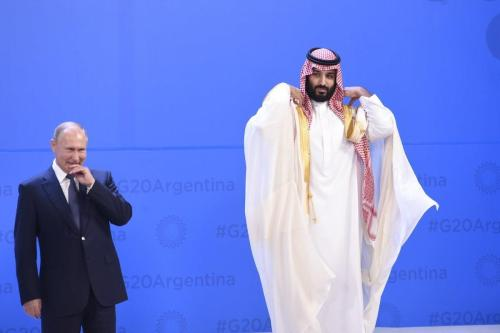 Inside Story Of How Trump Got MbS To 'Bend The Knee': Cut Oil Supply Or Lose US Protection