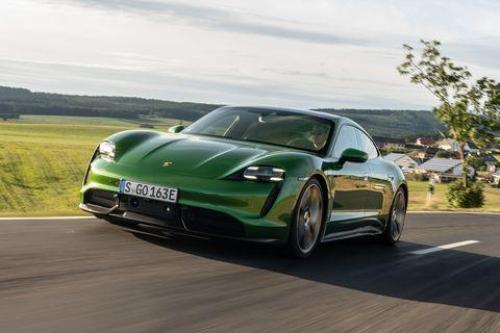 Porsche Increases Taycan Production Capacity After Overwhelming Demand