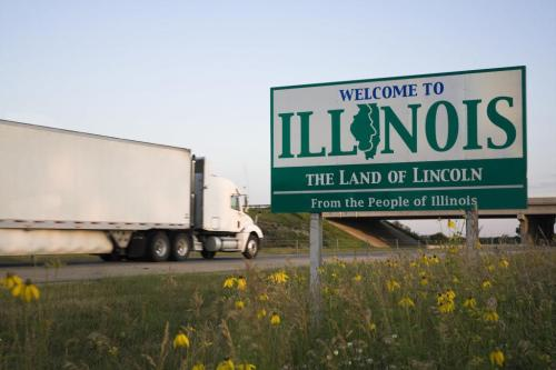 High Taxes Are Top Reason Illinoisans Want To Leave State