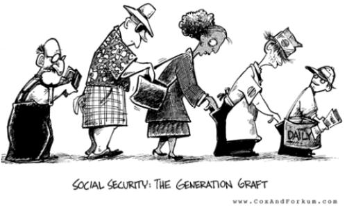 Mauldin: Social Security Is Screwing Millennials