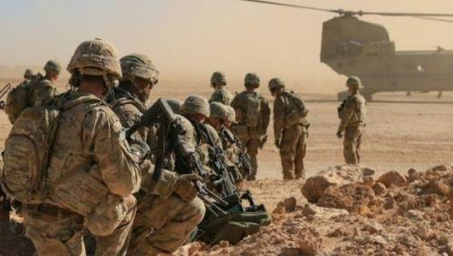 US To Send 'Thousands' More Troops To Saudi Arabia