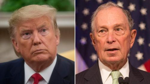 'Mini Mike' Bloomberg Responds After Trump Calls 'Mass Of Dead Energy Who Does Not Want To Debate'