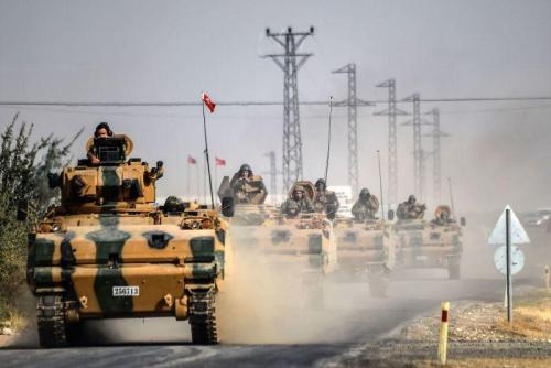 Erdogan Vows Sunday Incursion Into Syria As Pentagon Waffles