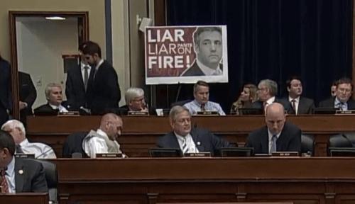 Trump-advocaat Cohen
