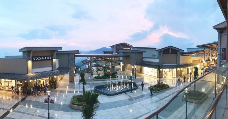 云顶名牌城 Genting Highlands Premium Outlets