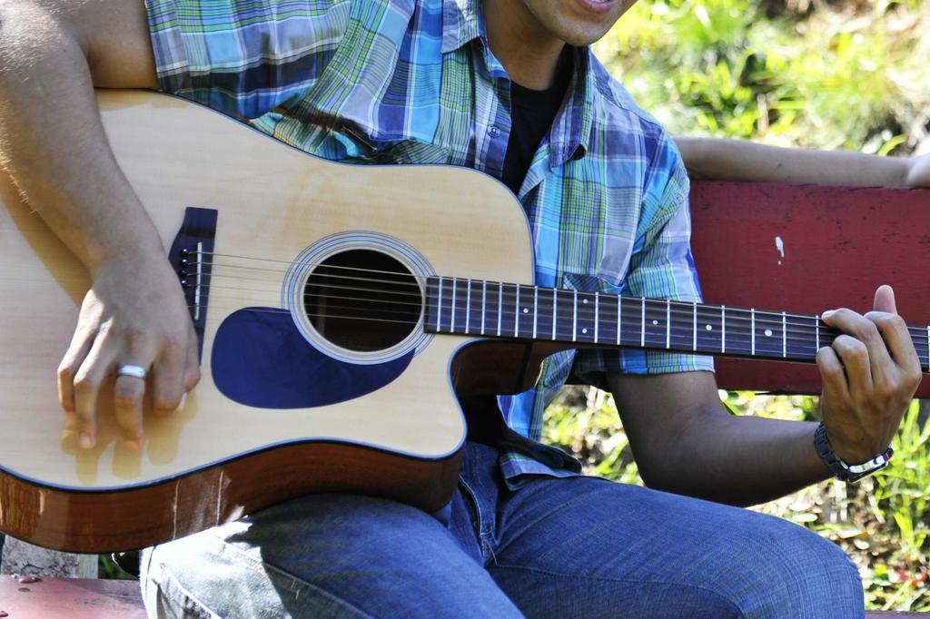 Talento musical está ligado à genética Lívia Stumpf/Agencia RBS