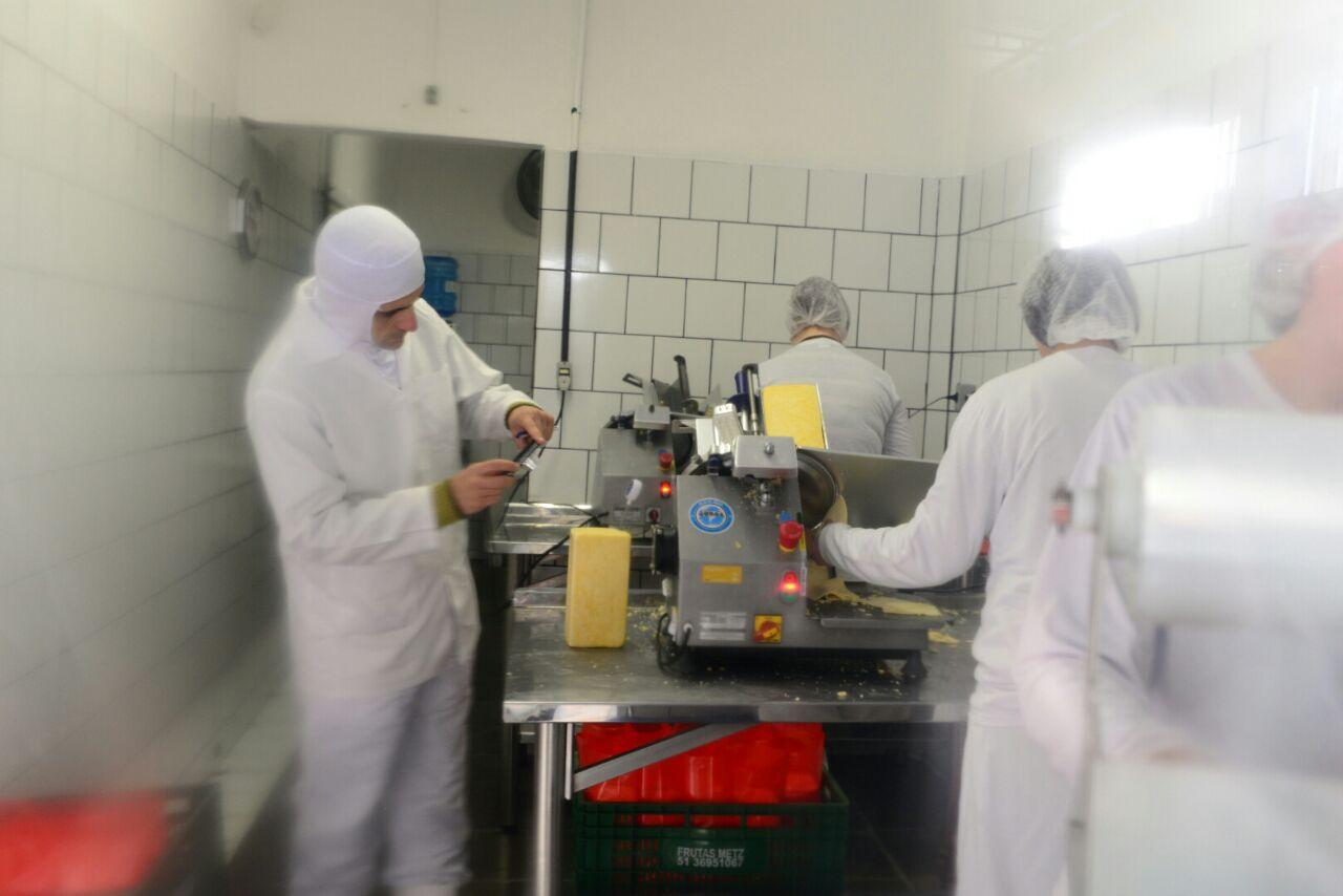 MP descobre fraude em queijo vendido ilegalmente no Rio Grande do Sul Diogo Zanatta/Especial