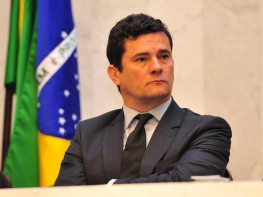 Moro nega à Promotoria do Rio dados do