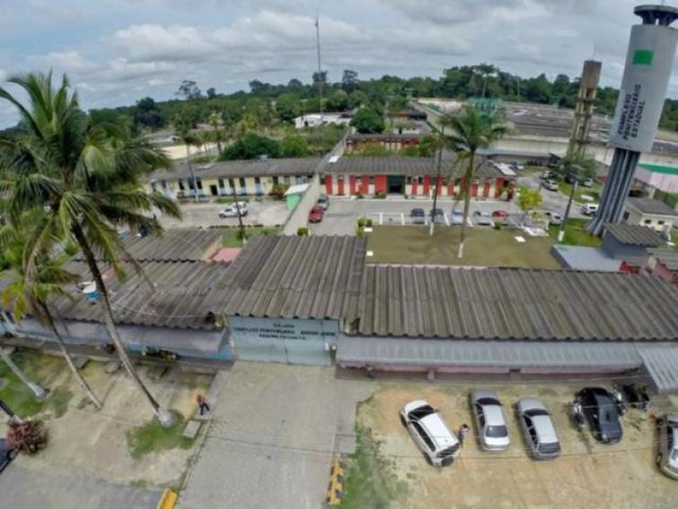 Agente mantido refém relata que todos os presos participaram de carnificina em Manaus Seap / Divulgação/Divulgação