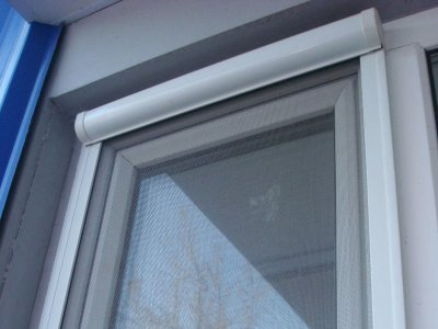 Рулонная москитная сетка на окна в Сочи от производителя ...