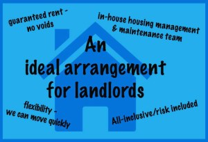 Ideal arrangement letting agents Letting agents – do you want an ideal arrangement for your clients? ideal 300x204
