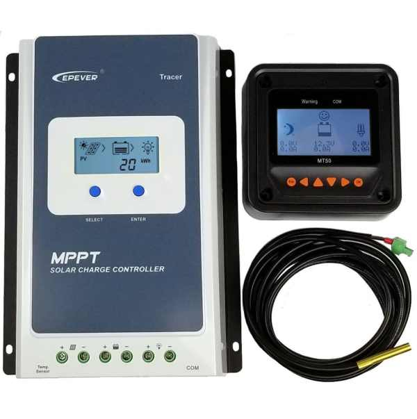 EPever MPPT 40A