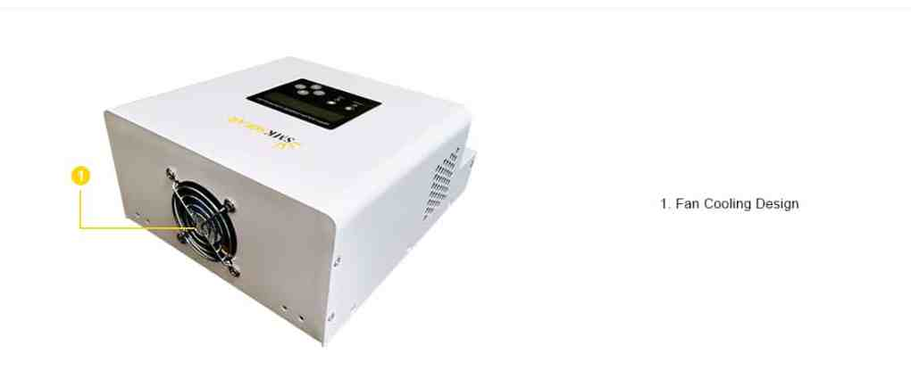 60 amp mppt charge controller