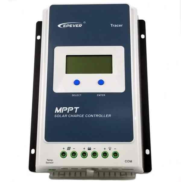 epever 10A mppt solar charge controller