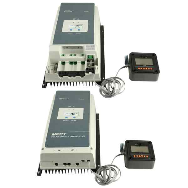 Epever 50A mppt solar charge controller