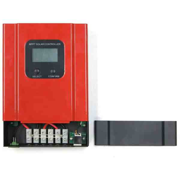 MPPT Solar Charge Controller 48V 40A 2