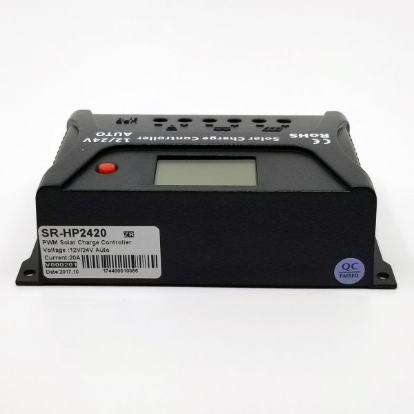 20A Solar Charge Controller with LCD Display 4