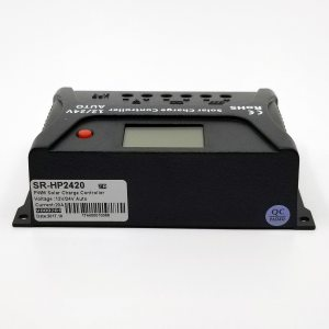 20A Solar Charge Controller with LCD Display 10