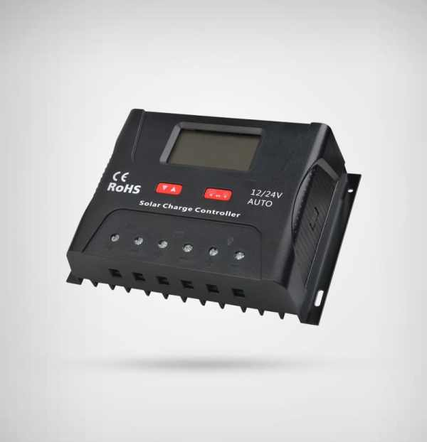 60a solar charge controller