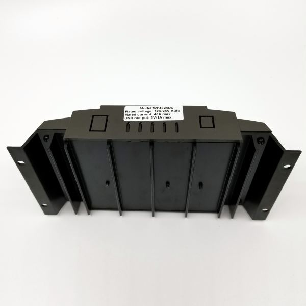 40 amp solar charge controller pwm