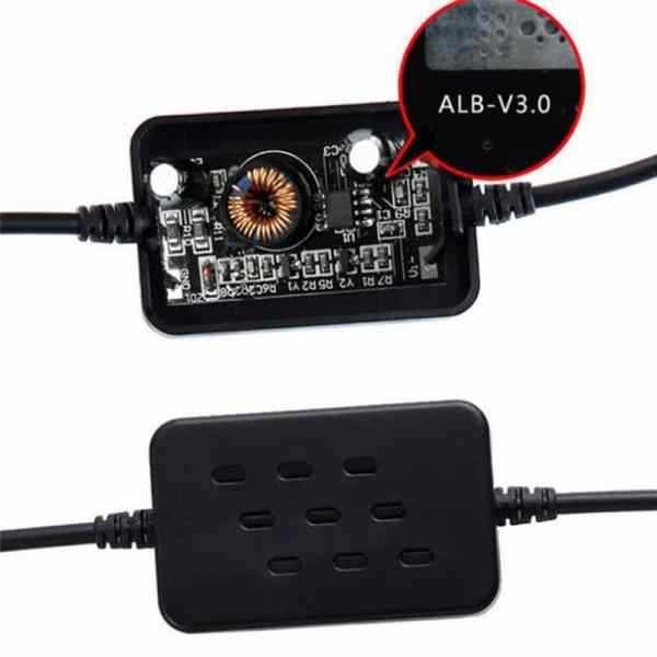 2*1.18in Micro/Mini USB Hard Wired Car Charger Power Inverter Converter For Tablet Phone DVR Recorder GPS 5