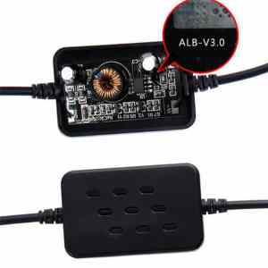 2*1.18in Micro/Mini USB Hard Wired Car Charger Power Inverter Converter For Tablet Phone DVR Recorder GPS 10