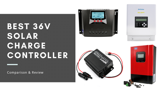 36v solar charge controller review