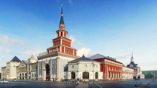 Казанский вокзал Москва: расписание поездов, электричек ...