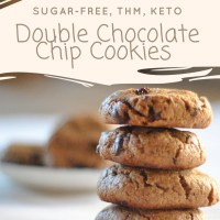 Z's Double Chocolate Chip Cookies