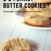 Z's Peanut Butter Cookies