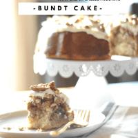 Z's Cinnamon Pecan Swirl Bundt Cake