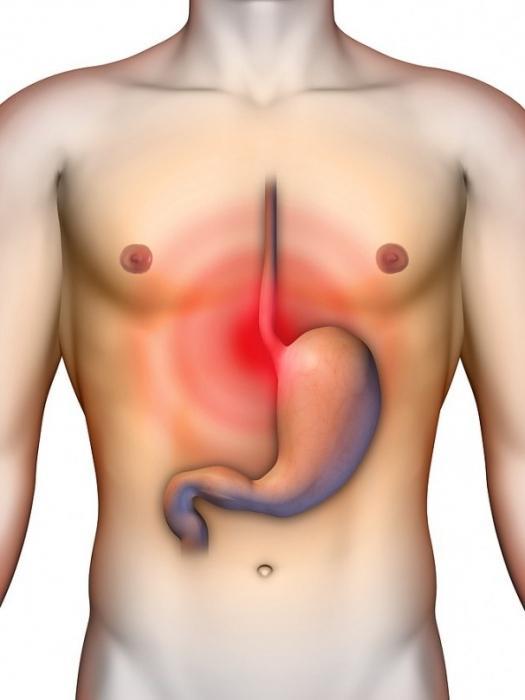 После антибиотиков жжение в желудке