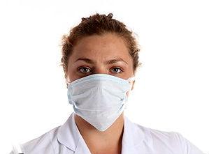 Как правильно носить медицинскую маску?   Женские Вопросы