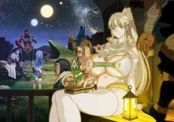 Kohakuiro no Hunter The Animation Episode 1
