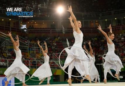 2016 Summer Olympics in Rio De Janeiro/BRA, 5.8. - 21.8.2016