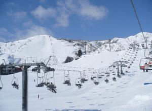 上越国際スキー場 民宿