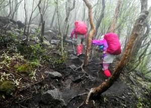 雨具 登山