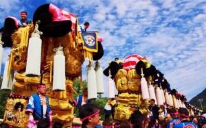 新居浜太鼓祭りは2015年も喧嘩あり?有名な歌や夏祭りも熱い!
