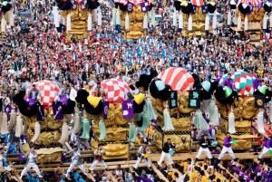 新居浜太鼓祭り 喧嘩 夏祭り