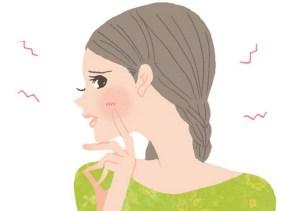 乾燥肌やインナードライに注意!セラミドやヒアルロン酸で肌荒れを防ごう!