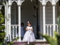 Aberville Estate Wedding - flower girls
