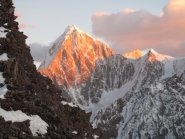 Mt. ? Of the Gongga Range