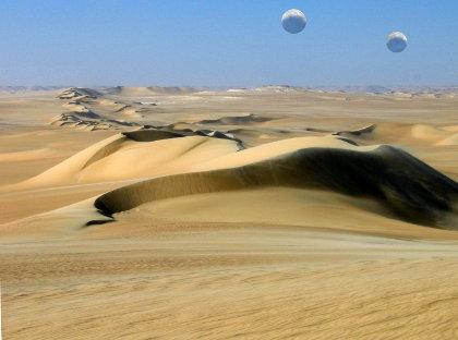 Arrakis - Dune