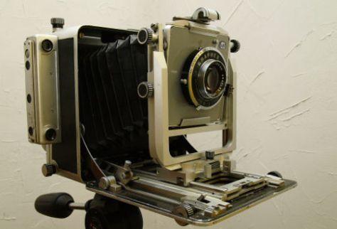 Just a big camera?