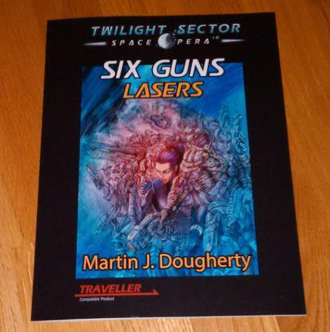 Six Guns Lasers