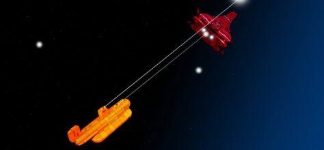 Orange Submarine scores a hit
