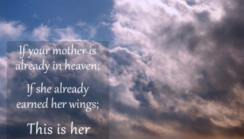Happy Mother's Day Wishes Poems