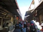 Food market in Shangri-la