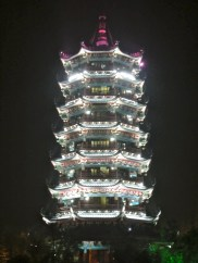 After seeing the pagodas, we all headed back to the hostel for a few drinks before bed